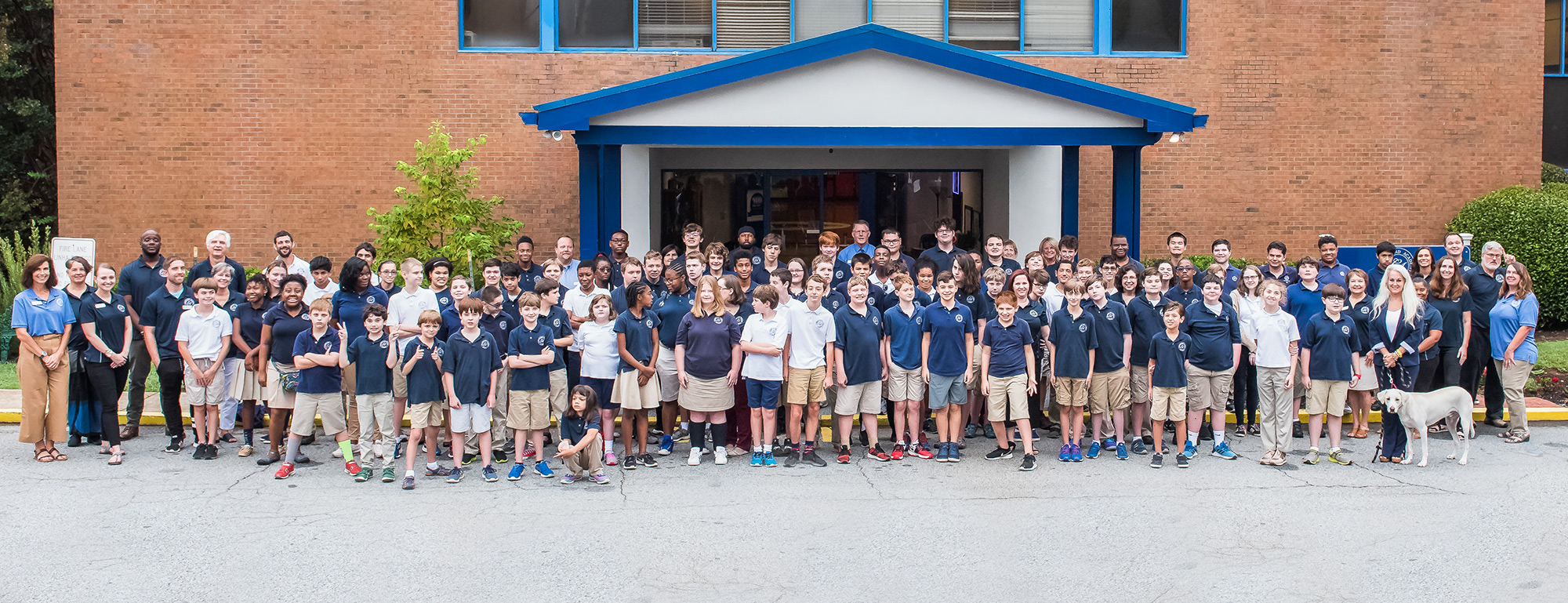 cumberland academy of georgia class picture 2018