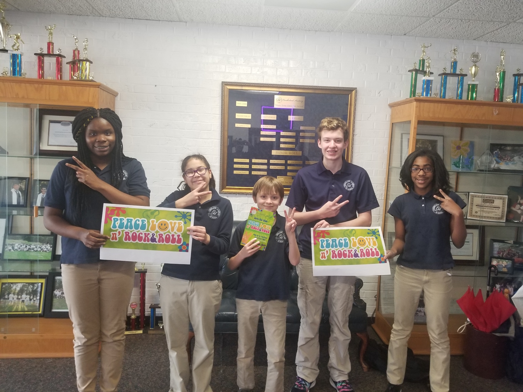 Cumberland Academy of Georgia students excited for annual spring gala