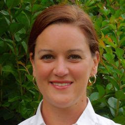 Allison Spargo, Cumberland Academy's New Director of Counseling Services